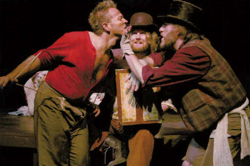 "New Line's ""The Robber Bridegroom,"" 2005"